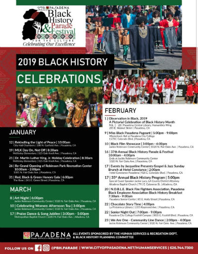Cultural Events are Happening Throughout the Year